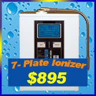 Water Ionizer Sale - $895