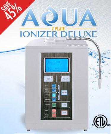 Aqua Ionizer Deluxe 7.0 Water Ionizer