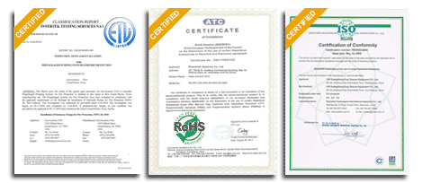 Air Water Life Certifications