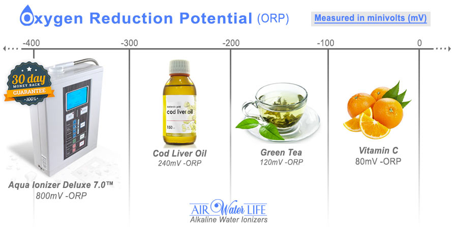 ORP Scale