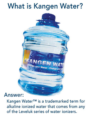 What-is-Kangen-Water