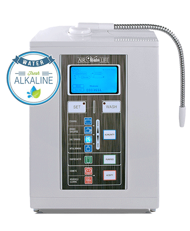 AWL 7 Plate Water Ionizer