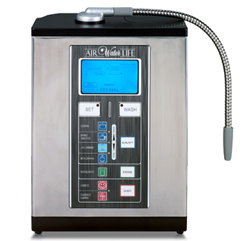 alkaline water ionizers