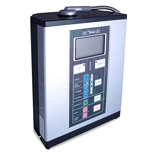 Water Ionizer 3Q View