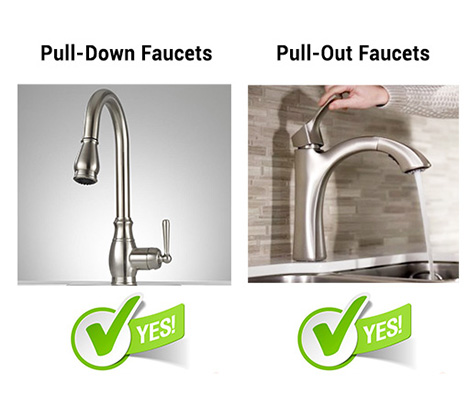 Pull Faucet