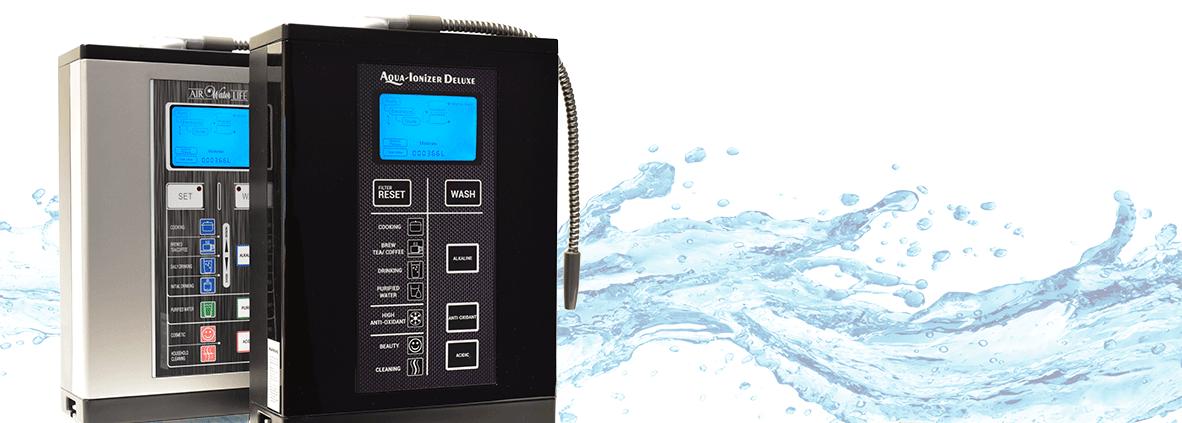 Airwaterlife Ionizer sale banner top