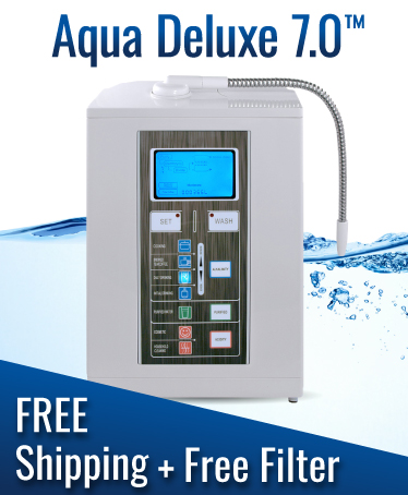 aqua ionizer deluxe 7 free filter offer