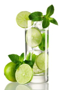 Mint Alkaline Water Detox