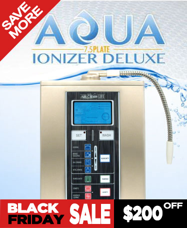 best water ionizers