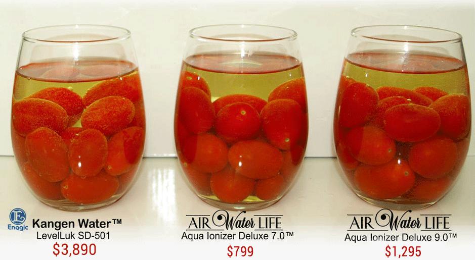 Kangen Compare Cherry