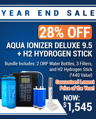 9.5 water ionizer sale mobile